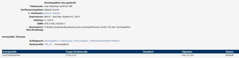 homoopathie-bucherei